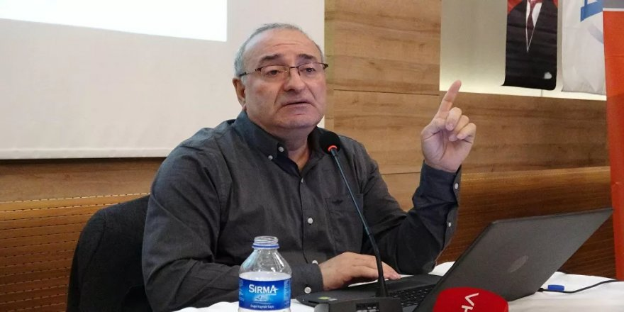 Prof. Dr. Kadıoğlu'ndan orman yangınlarına ilişkin değerlendirme