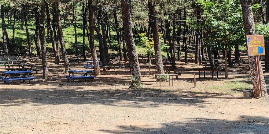 Yalova'da piknik ve mesire alanlarında ateş yakmak yasaklandı