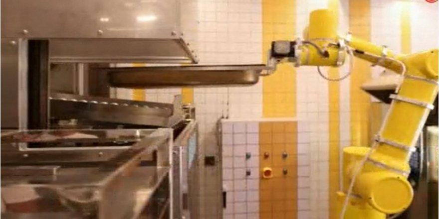 Çin'de yapay zekalı restoran açıldı: İnsan çalışmıyor