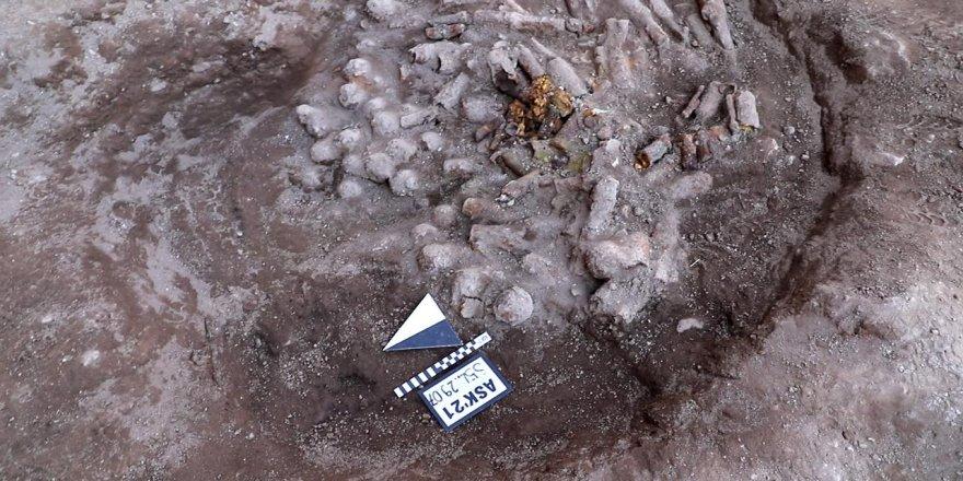 Diyarbakır'da Osmanlı cephaneliği bulundu