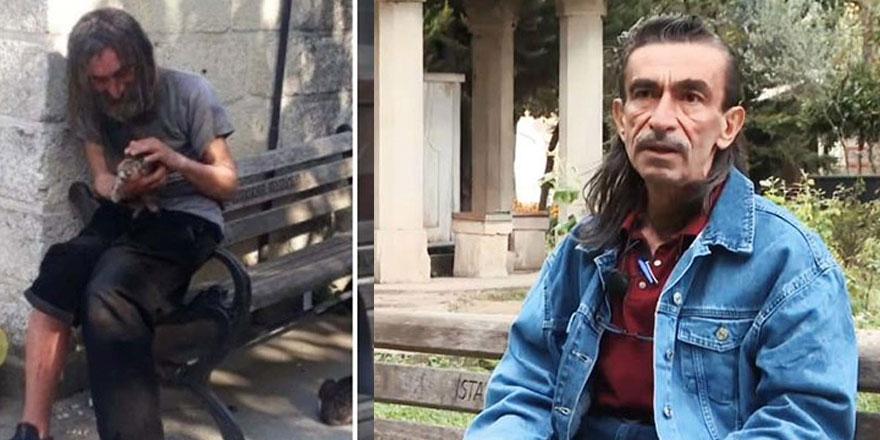 Sokakta yaşayan elektrik teknisyeninin hayatı girdiği camide değişti