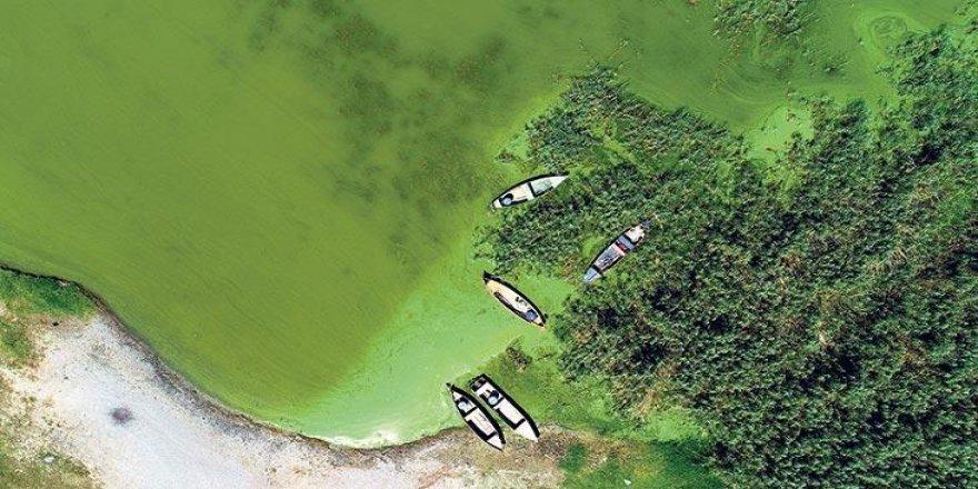 İnsan eliyle kirletilen iki göl için daha tehlike çanları