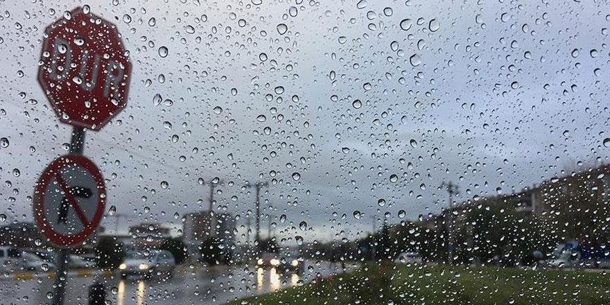 Meteoroloji hafta sonu için uyardı!