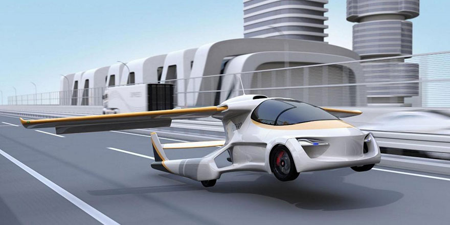 Uçan arabayla ulaşım hayali ne zaman gerçek olacak?