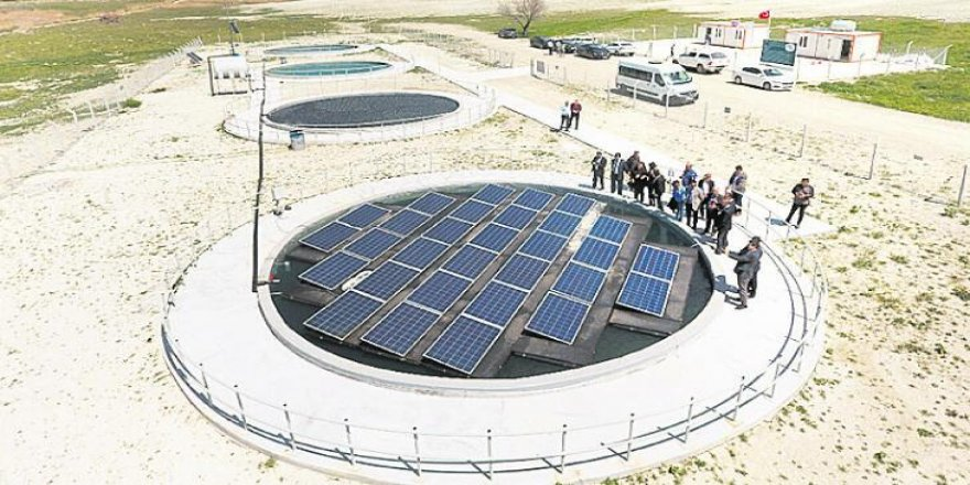 'Hem göller kurtulacak hem enerji üretilecek'