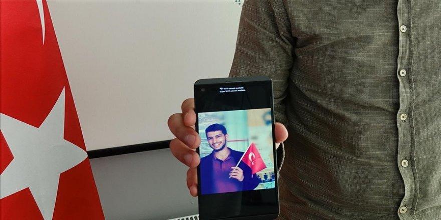 Filistinli tıp öğrencisi nişanlanacağı gün Konya'da kayboldu