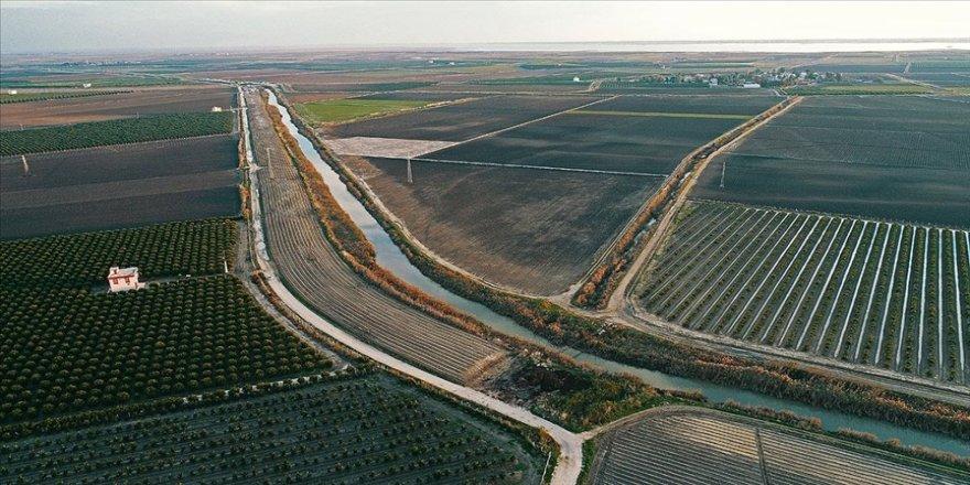 'Suya göre tarım' yapılacak, fazla su tüketiminin önüne geçilecek