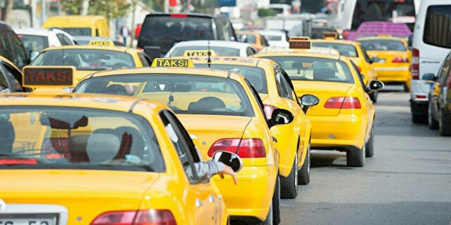 İstanbul'da 15 bin taksiye kamera takılacak