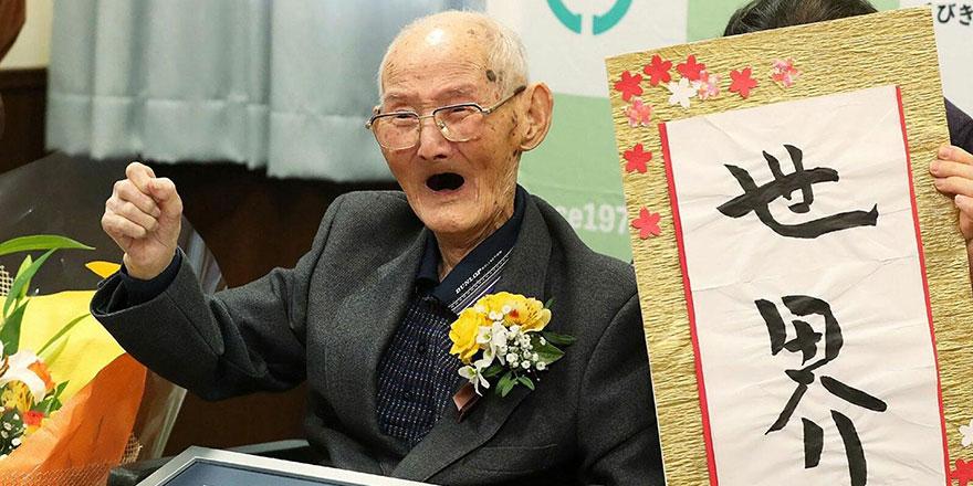 Japonya'da 100 yaş üstü nüfus gittikçe artıyor
