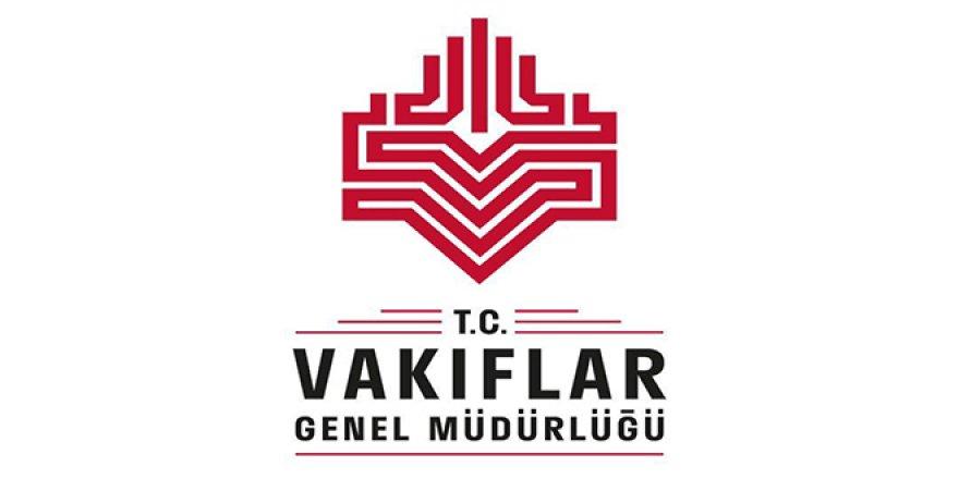 Vakıflar Genel Müdürlüğü'nün logosu yenilendi