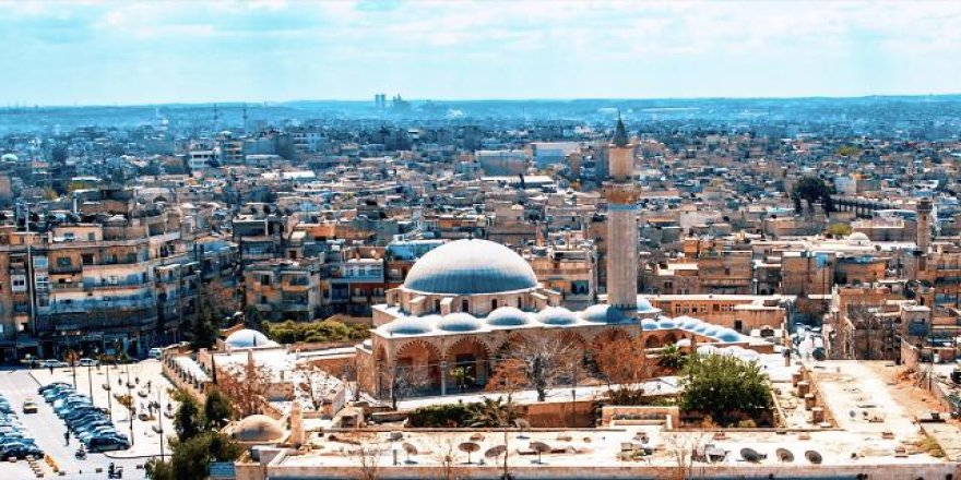 Halep'teki 4 asırlık Osmanlı tarihi gün yüzüne çıkıyor