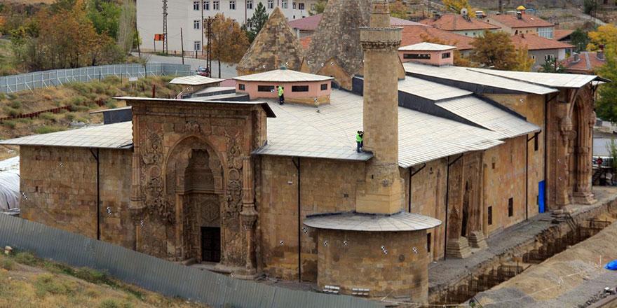 Sivas'ta 8 asır önce akıl hastaları sesle tedavi ediliyordu