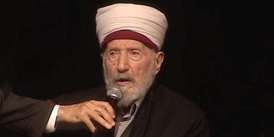 Reisü'l Kurra Hafız Ahmet Arslanlar 111 yaşında vefat etti
