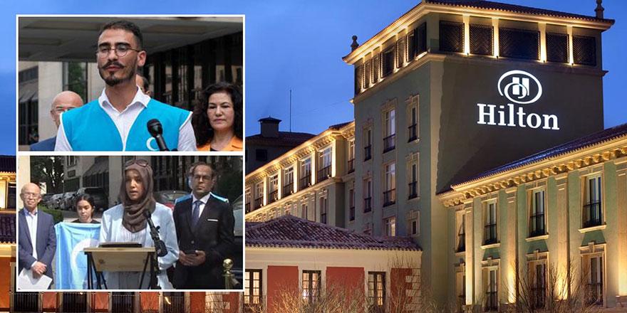 Çin'in yıktığı caminin arazisine otel yapacak olan Hilton'a soykırım ortaklığı suçlaması