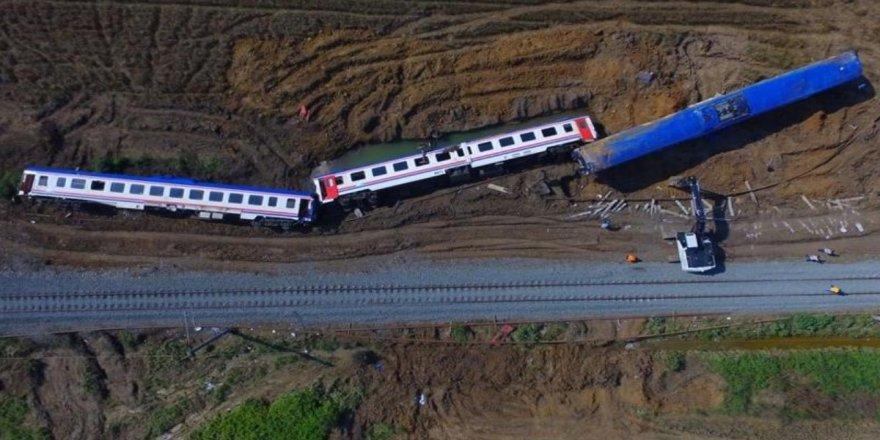 TCDD'den Çorlu tren kazası açıklaması: 21.3 milyon lira tazminat ödendi