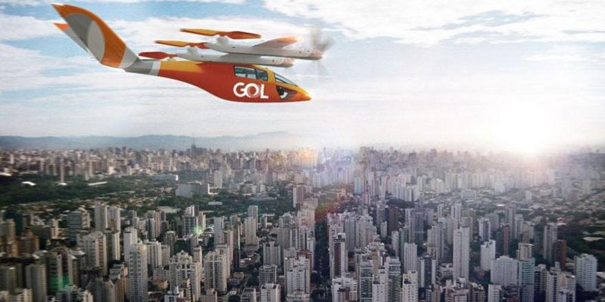 Brezilya'da 'hava taksileri' kullanıma giriyor