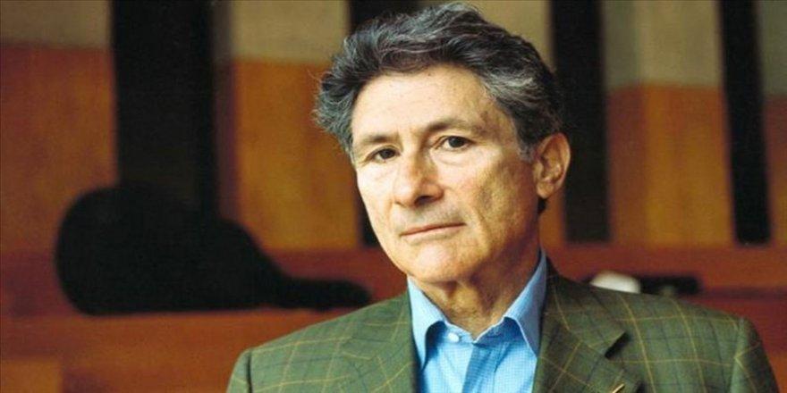 Batı'daki 'sürgün Doğulu' Edward Said