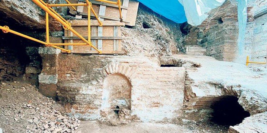 İstanbul'un en eski çeşmesi