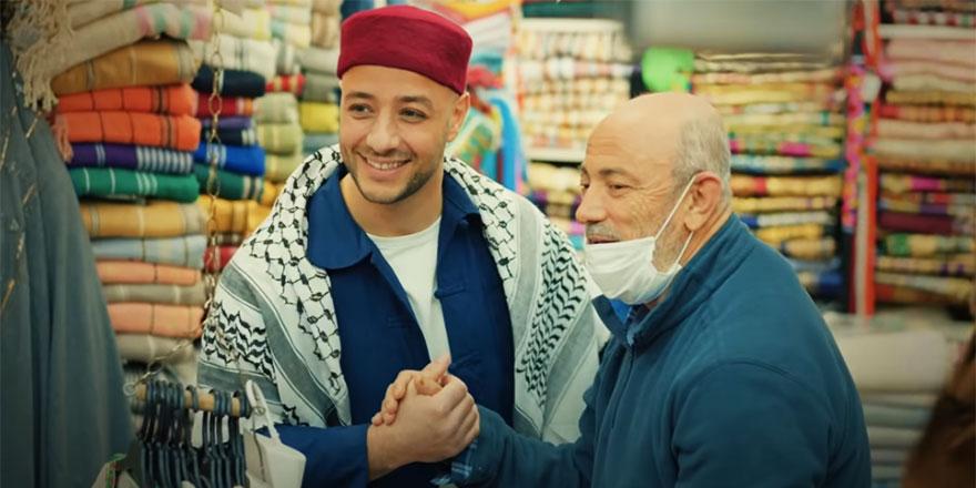 Maher Zain: Filistin benim için çok hassas, ince bir çizgi