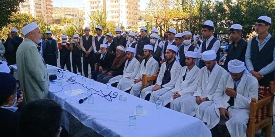 Medresede icazet töreni düzenlendi: İslam alemi için çok büyük bir tehlike var
