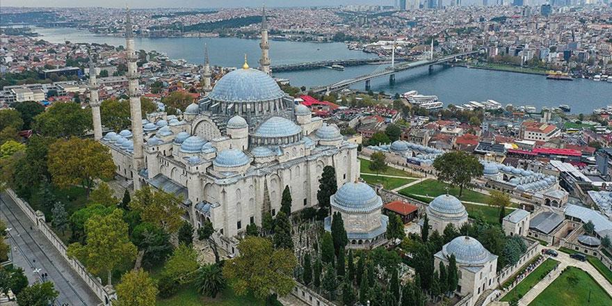 Mimar Sinan'ın kalfalık eserindeki zeka izleri