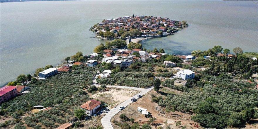 Gölyazı'daki kazılar Apollonia ad Rhyndacum Antik Kenti'nin tarihine ışık tutacak