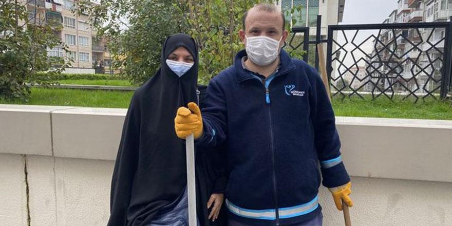 Kalpteki yasakçıya güzel bir örnek: Temizlik işçisi 500 bin TL buldu