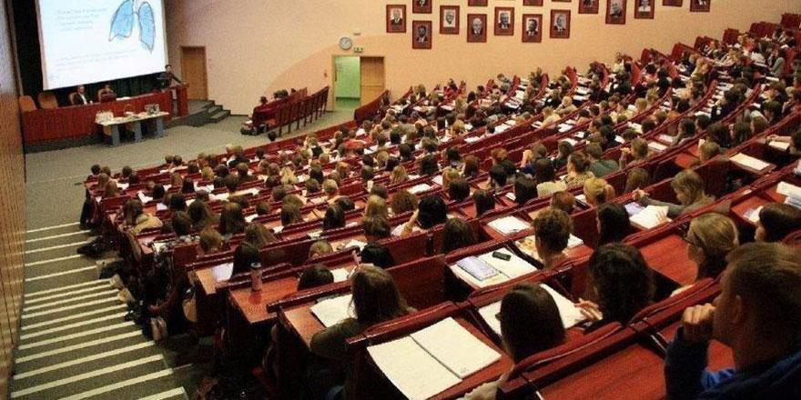 Avrupa'da nüfusa göre en çok üniversite öğrencisi Türkiye'de