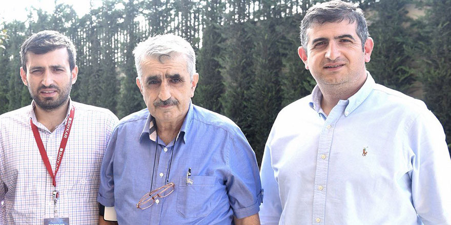 Selçuk ve Haluk Bayraktar'ın babası Özdemir Bayraktar vefat etti