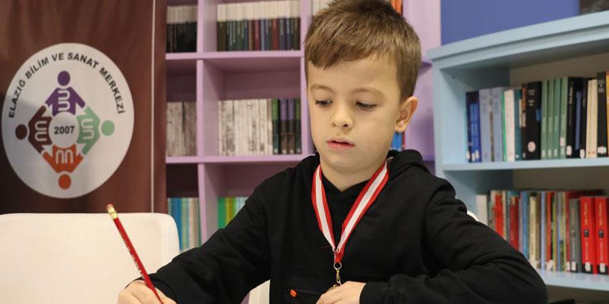 Elazığlı Şems, Matematiği sevmediği halde yarışmada dünya şampiyonu oldu
