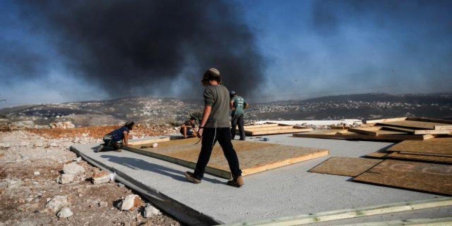 İşgalci İsrail'den sivil Yahudi işgalcilerin sayısını artırma planı