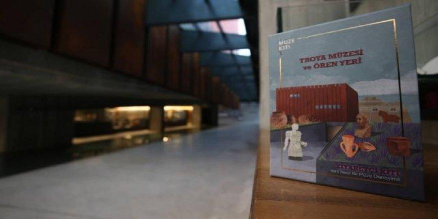 Türkiye'nin ilk ve tek müze ve ören yeri kiti tanıtıldı