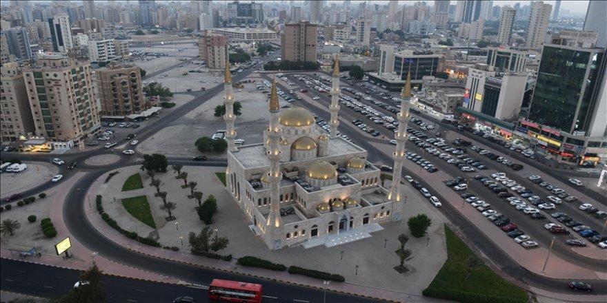 Kuveyt'te inşa edilen Altın Cami, Osmanlı mimarisinden esintiler taşıyor