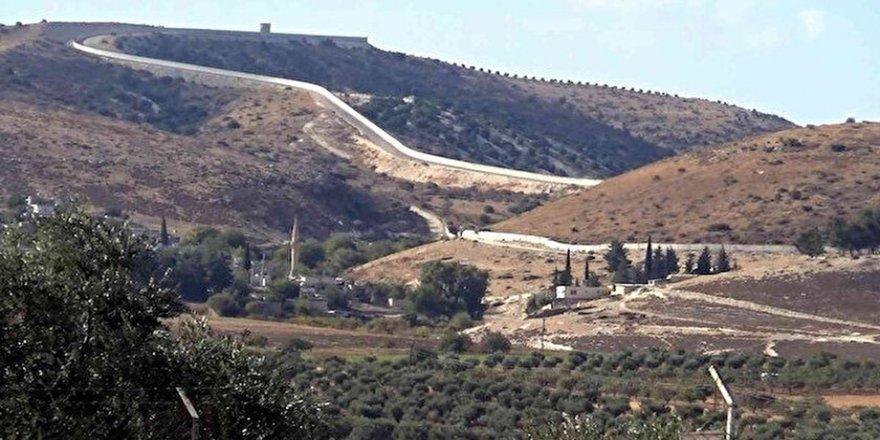 Suriye'den sonra Irak ve İran sınırına da duvar örülüyor