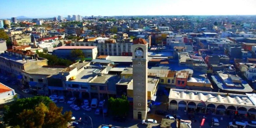 Adana'daki Büyük Saat Kulesi 96 yıldır çalışıyor
