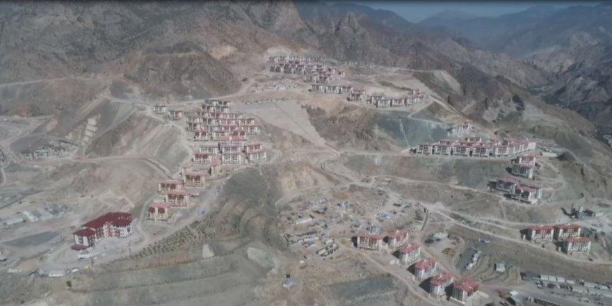 Yeni Yusufeli'nde 2 bin 698 konutun yapımı tamamlandı