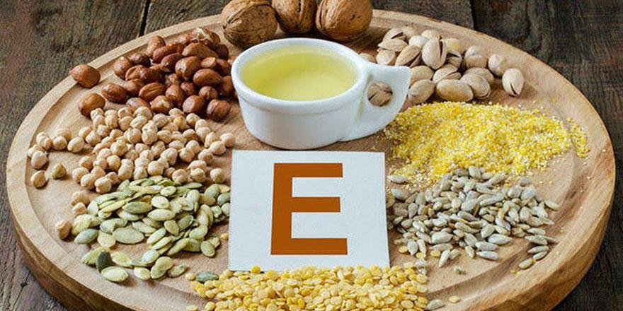 Kainat eczanesinden en çok E vitamini içeren 10 nimet