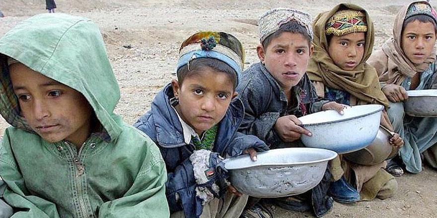 Milyonlarca Afgan göç ile açlıktan ölmek arasında seçim yapmak zorunda kalacak
