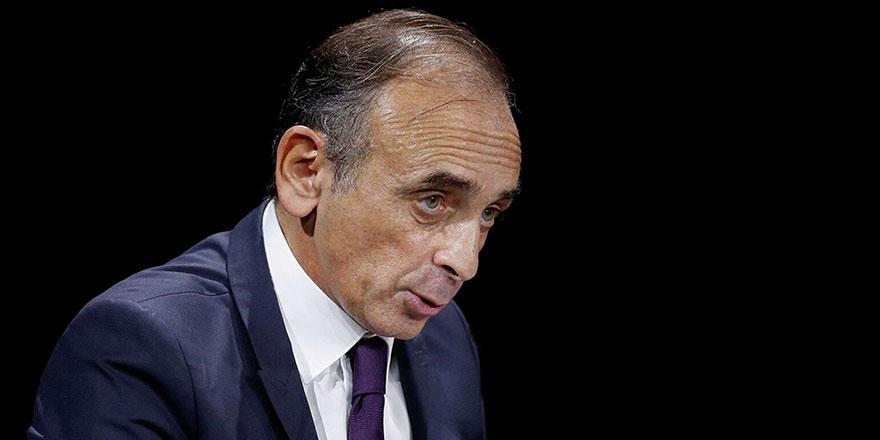 Fransa'da cumhurbaşkanı adayı Zemmour başörtülü kadının başını açtırdı!