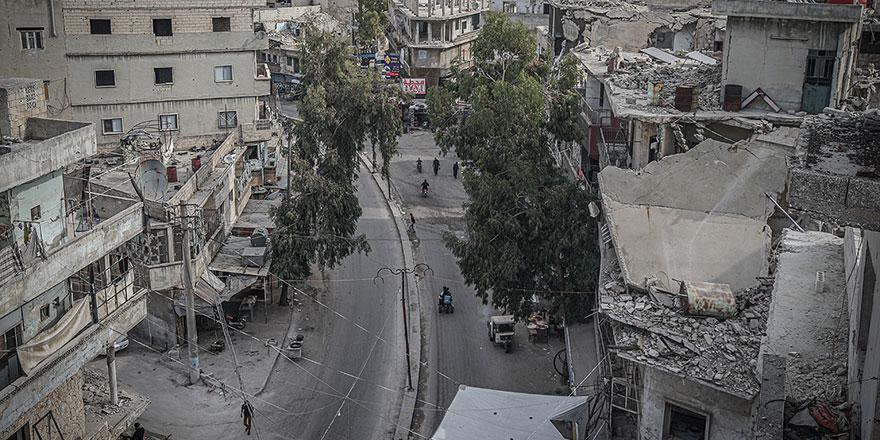 İdlib'de 13 sivilin öldüğü rejim bombardımanının şahitleri dehşet anlarını unutamıyor