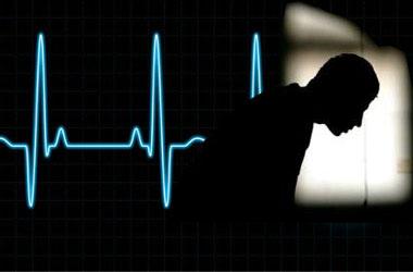 Hızlı Kalp Atışı Kalp Krizi