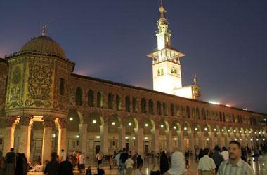 Peygamberler şehri, Şam-ı Şerif