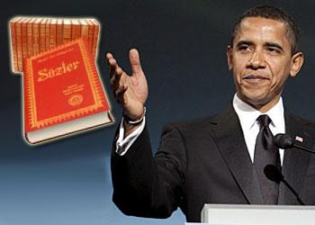 Almanya'dan Obama'ya Risale-i Nur hediyesi