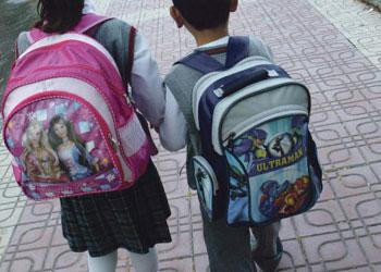 Okul çantası alırken dikkat!