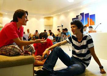 İzmir nur gençlerinin iman hizmeti - FOTO