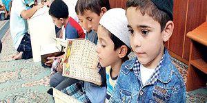 Türkiyeye Kurân öğrenmeye geliyorlar