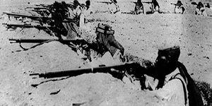 1. Dünya savaşında Araplar Türklere ihanet etmedi