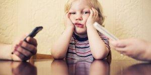 Akıllı telefon çocukların ruh sağlığına zararlı