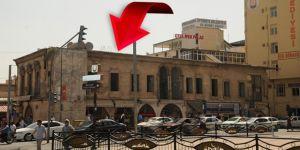 Şanlıurfa Bediüzzaman Müzesi'nin önündeki son engel!