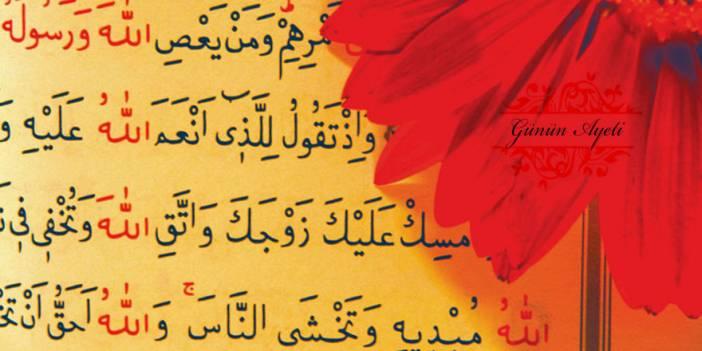 Göklerin ve yerin anahtarları O'nundur, dilediğine rızkı genişletir ve daraltır